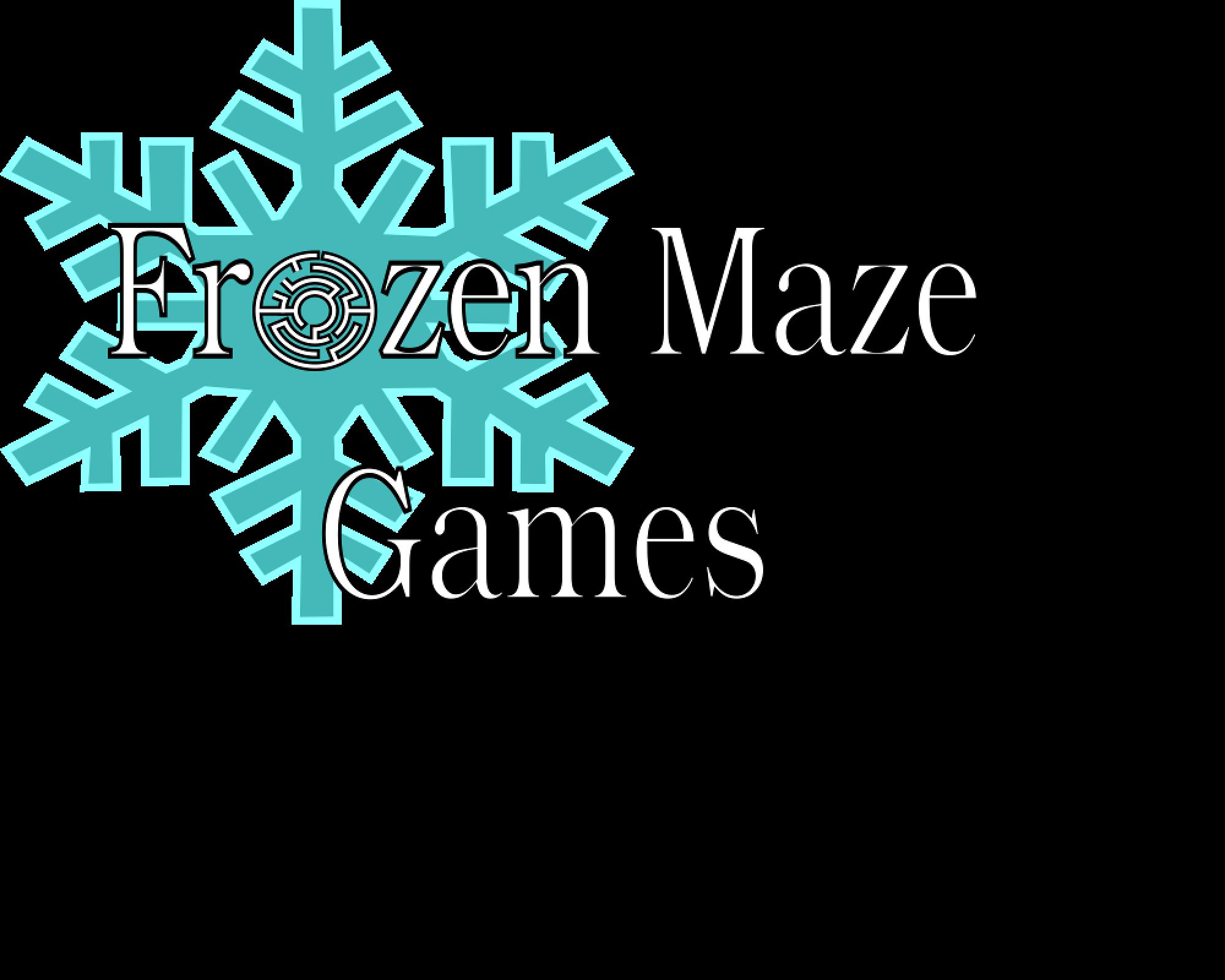 Frozen Maze Games